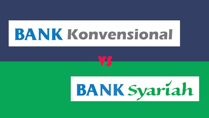 Tak Hanya Nama, Ternyata Inilah 4 Hal yang Membedakan Bank Konvensional dan Syariah