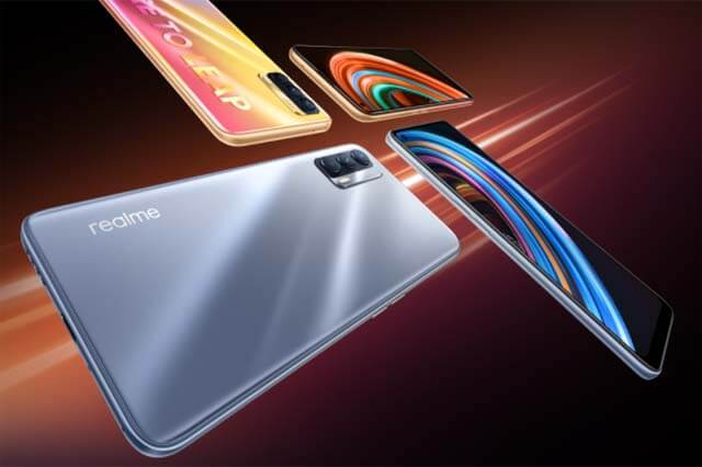 Realme X7 (5G Phone):