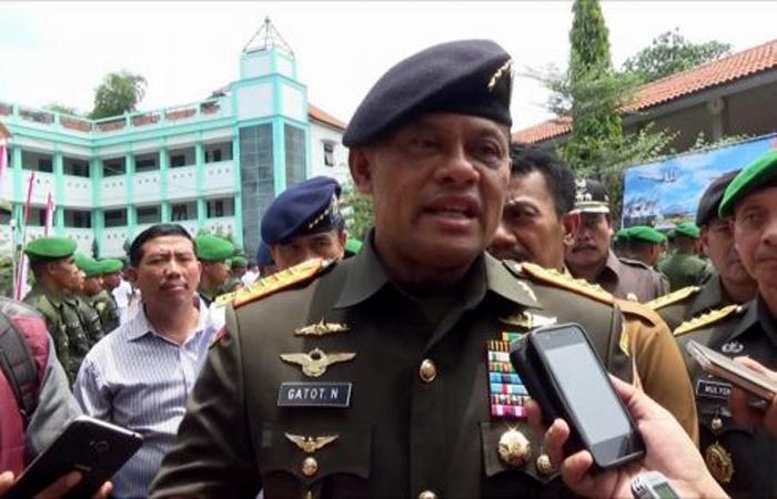Jenderal TNI Gatot Nurmantyo