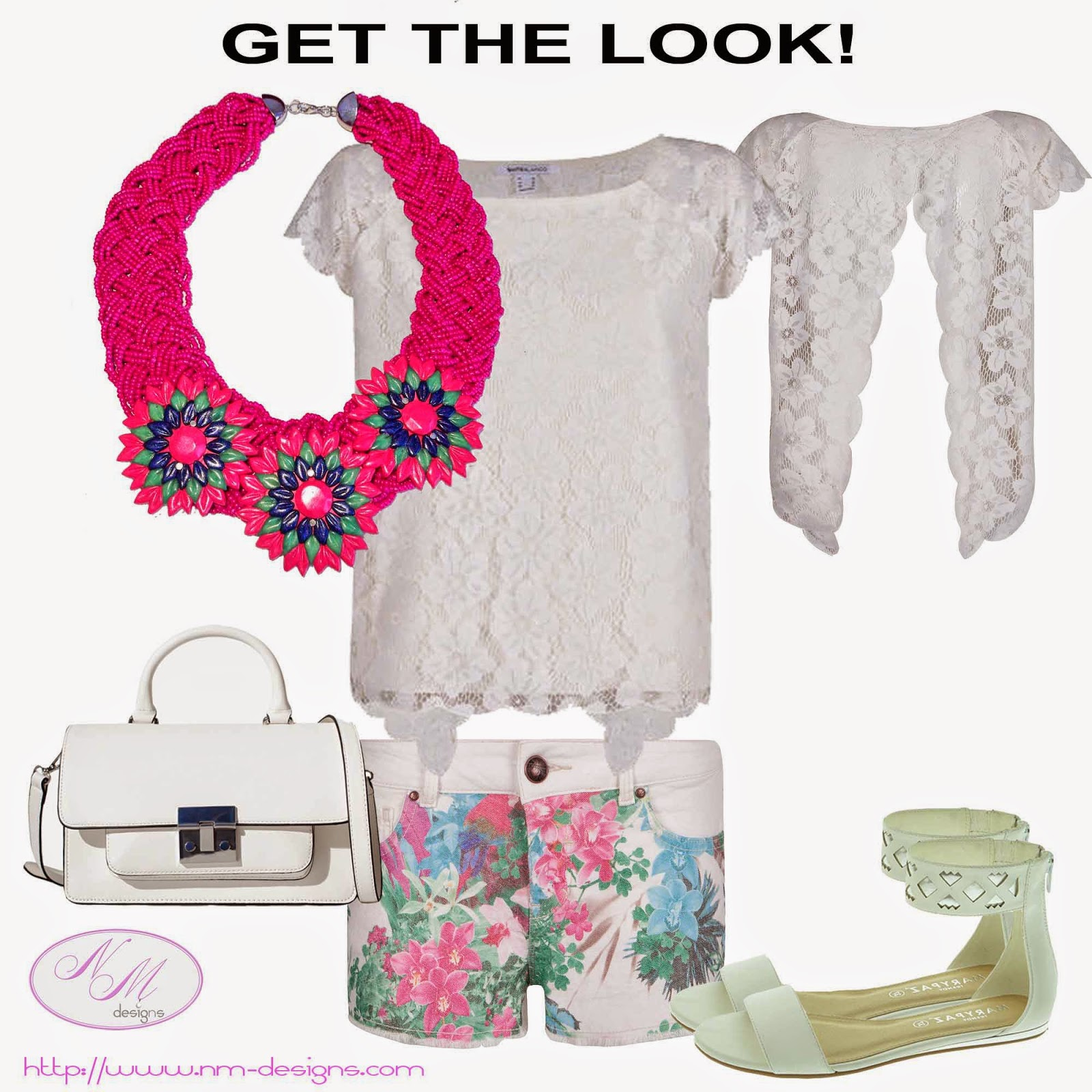 GET THE LOOK from 25h June 2014