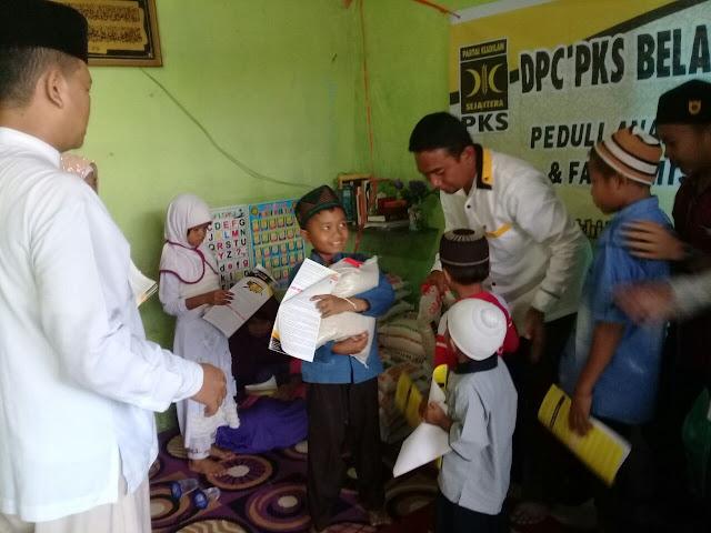 Zulham Efendi : Menyantuni Anak Yatim dan Fakir Miskin Menambah Keberkahan