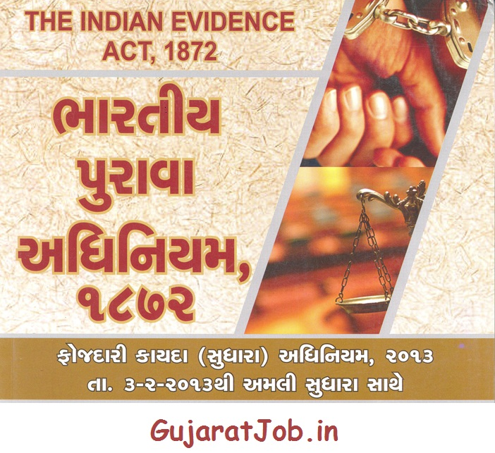 Indian Evidence Act Full Bare Act PDF Do