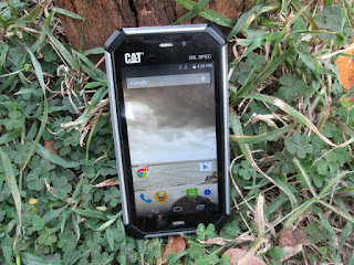 Hape Outdoor Caterpillar Cat S50 Seken 4G LTE IP67 Military Standard Certified