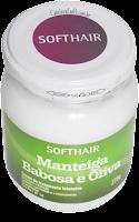 Manteiga de Babosa e Oliva - Soft Hair - Resenha Completa