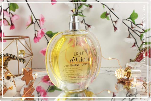 parfum femme fleuri