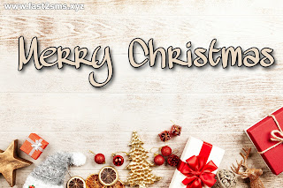 Marry Christmas HD images By Fast2sms