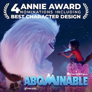 DreamWorks Abominable movie
