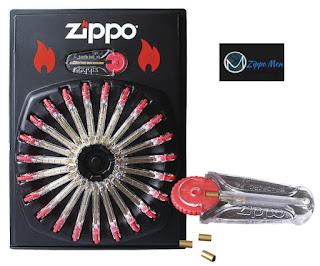 Đá Lửa Zippo | Đá zippo tại Hà Nội | Đá zippo chính hãng | Zippo men