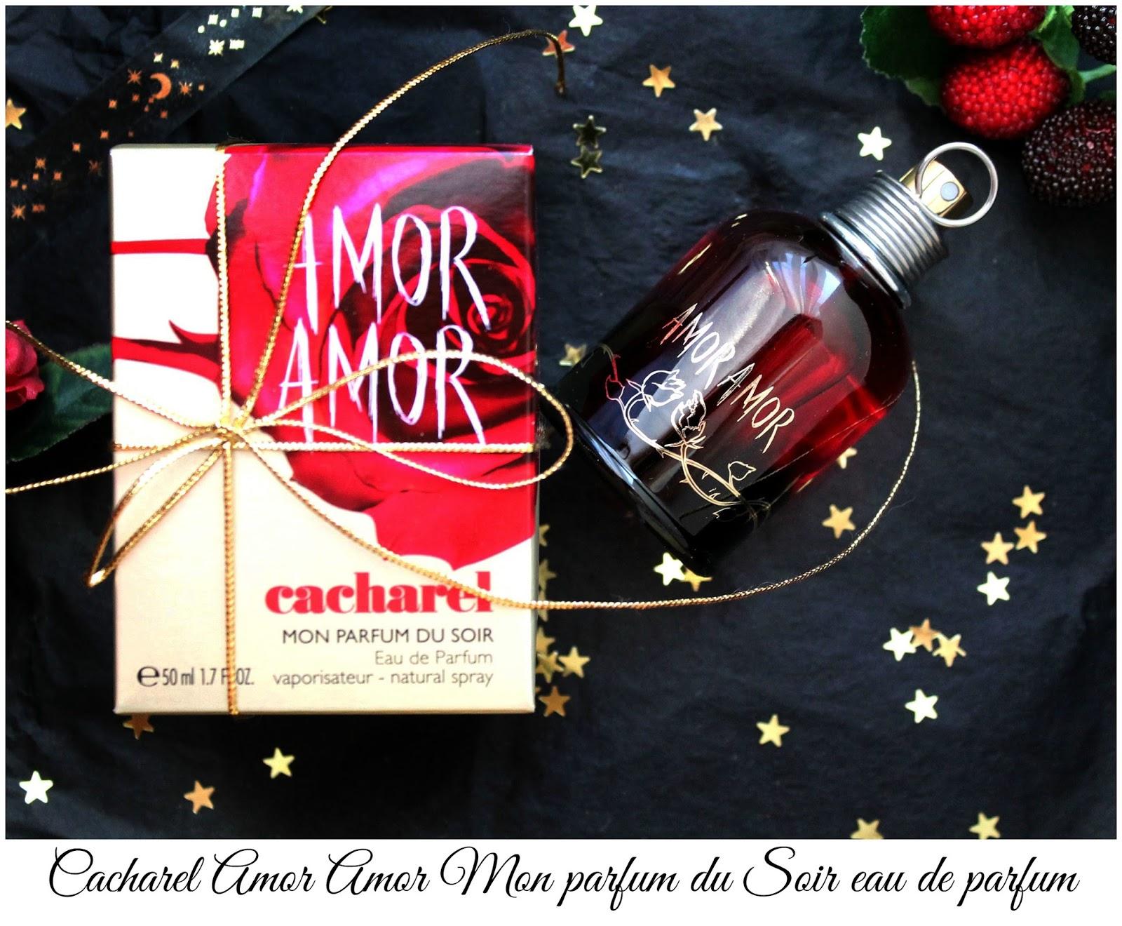 5081cf36f8a Cacharel Amor Amor Mon Parfum Du Soir eau de toilette