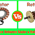 Difference Between Stator & Rotor