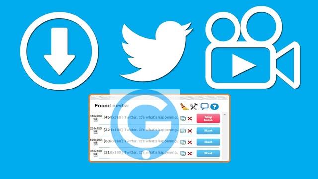 شرح كيفية تحميل مقاطع الفيديو من تويتر خطوة بخطوة