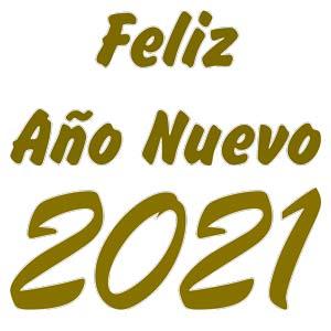 2021 png feliz año nuevo