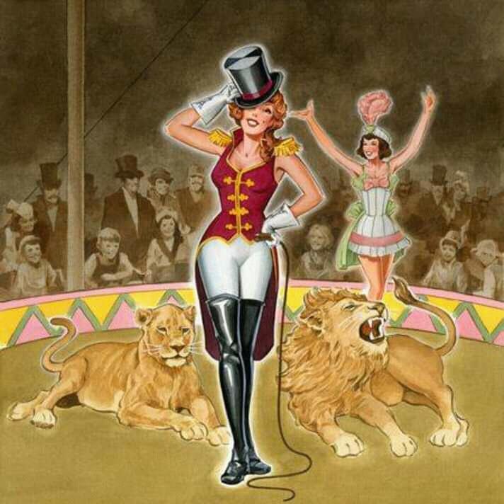 Cerita lucu nonton sirkus
