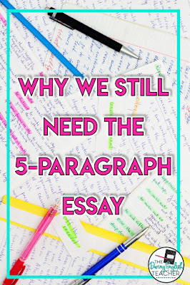 Should we still teach the five-paragraph essay?