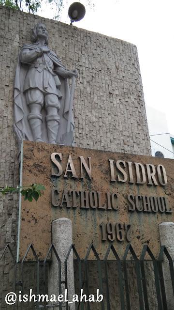 San Isidro Catholic School in Pasay