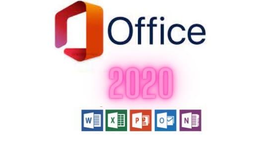 تحميل برنامج مايكروسوفت اوفيس 2020 Office كامل مجانا النسخة النهائية