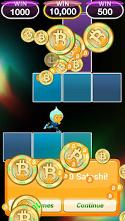 earn+bitcoins+playing+games+alien+run+in+mobile