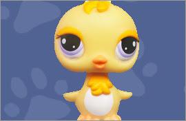 LPS Chick Figures