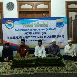 Atiqullah Dipercaya Pimpin IKA PMII Pamekasan Empat Tahun ke Depan