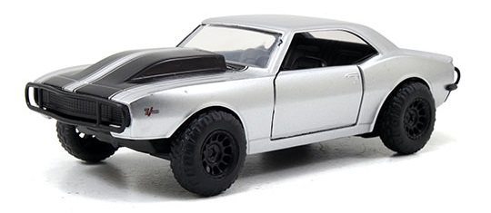 coleccion rapido y furioso, coleccion rapido y furioso jada tyos, coleccion rapido y furioso 1/32, Roman's Chevy Camaro