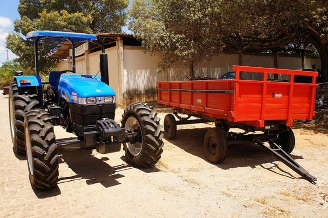 Produtores rurais do semiárido da Bahia são estruturados pela Codevasf para conviver com a seca