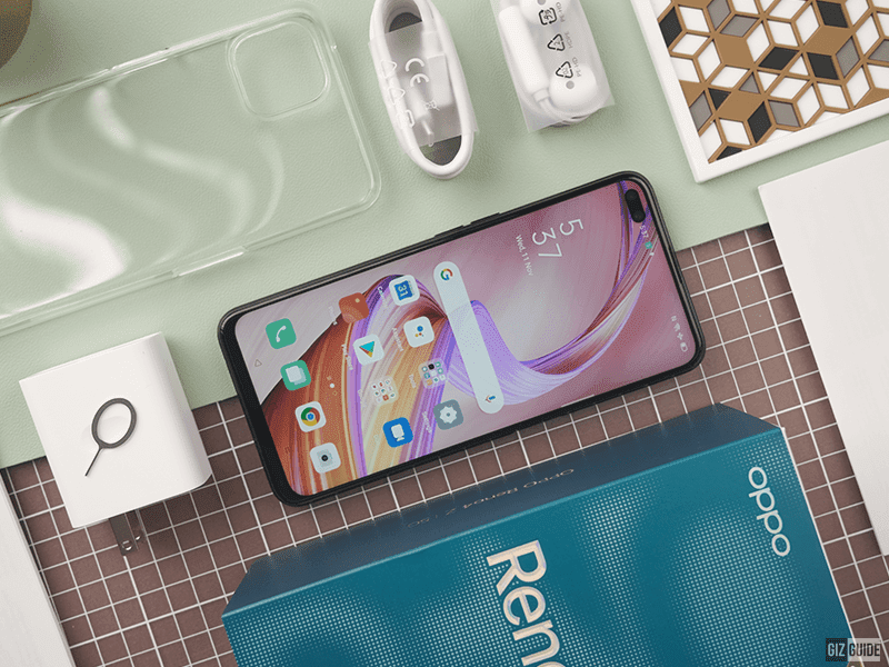 OPPO Reno4 Z 5G Unboxing and First Impressions