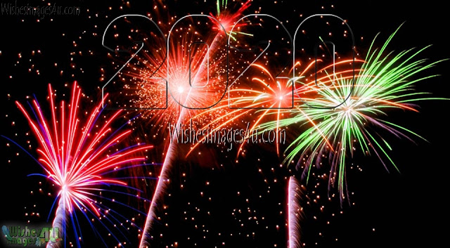 New Year 2020 Full HD Fireworks Images Download