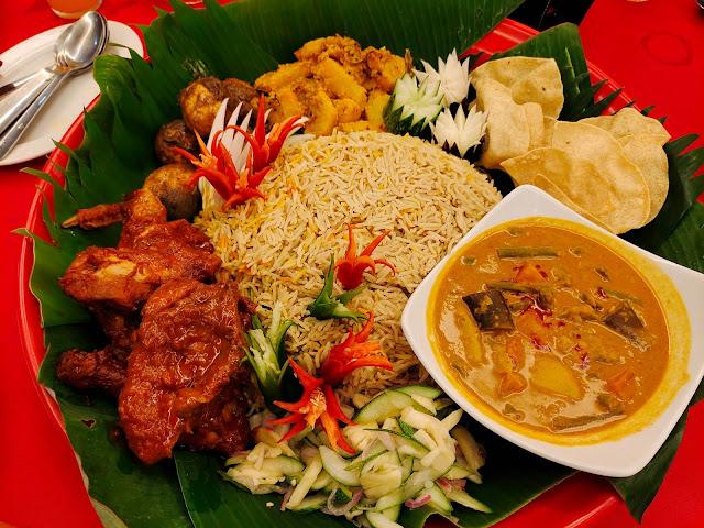 Dulang Set Ramadhan Di Ponderosa Golf & Country Club Johor Ni Memang Berbaloi!
