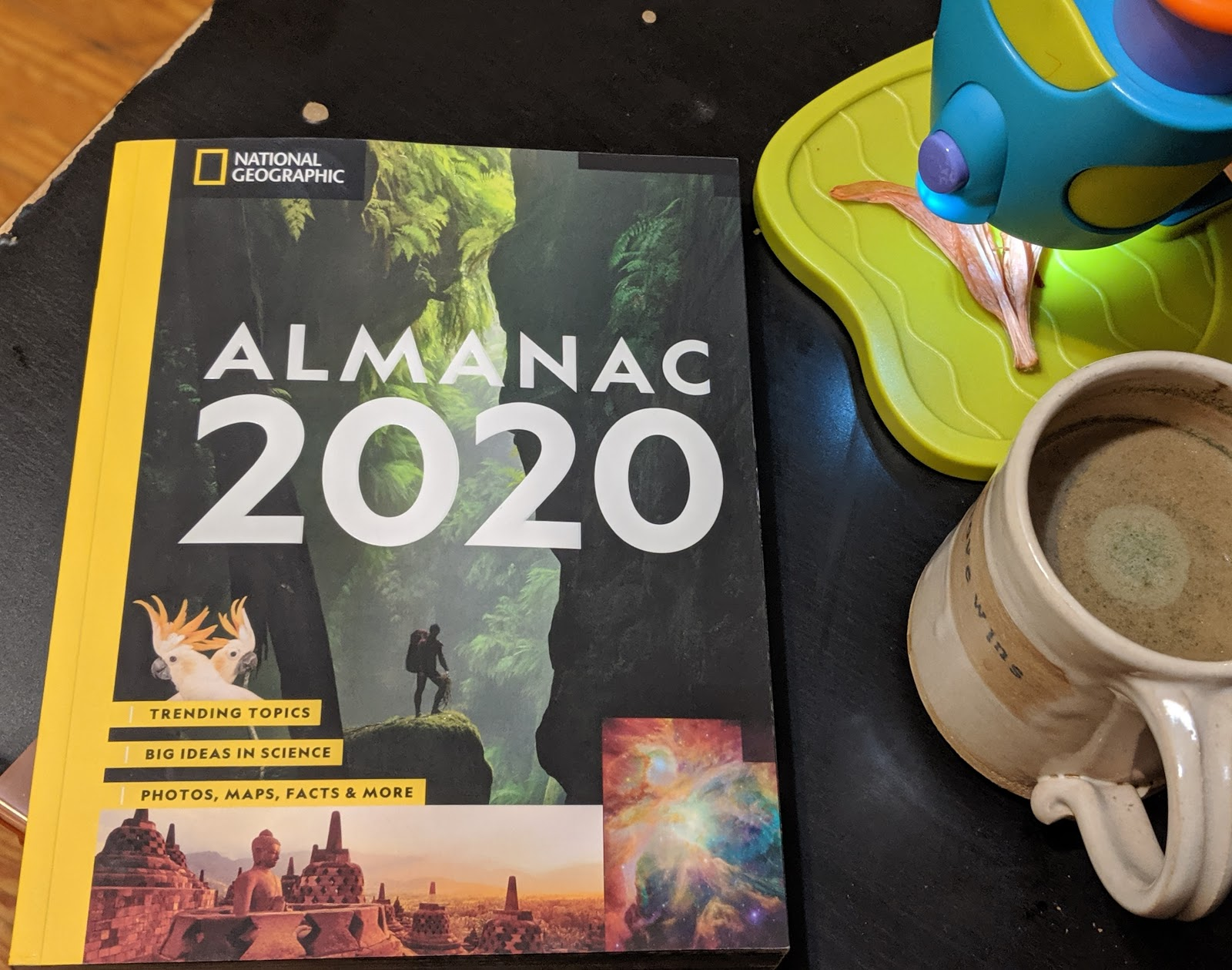 Human Geography Current Events 2020.National Geographic S Almanac 2020