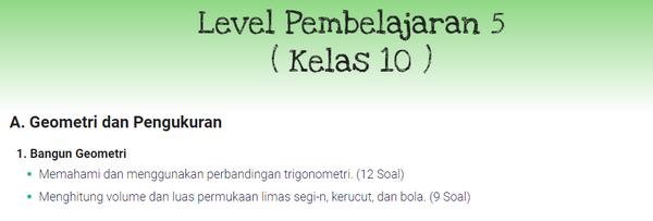 Soal Akm Numerasi Level 5 Untuk Kelas 9 Dan 10 Websiteedukasi Com
