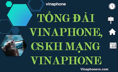 Tổng đài Vinaphone, Chăm sóc khách hàng Mạng Vinaphone 24/7! Vinaphonevn.com