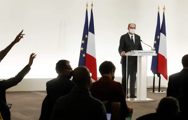 Covid-19 : Que retenir de la conférence de presse de Jean Castex sur l'assouplissement du confinement...?