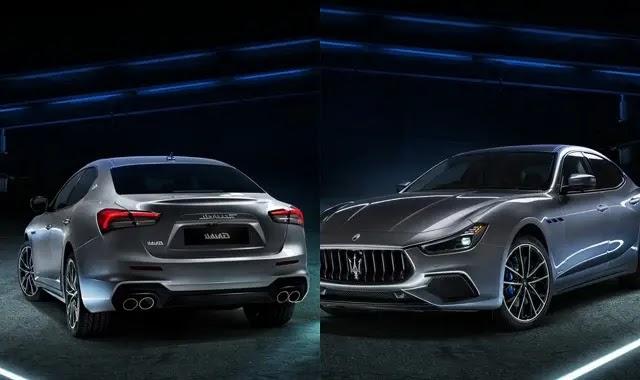 سيارات مازيراتي وصور سياره مزراتي ومازيراتي جيبلي 2021