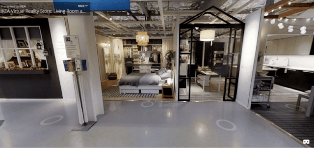 ikea virtual reality marketing