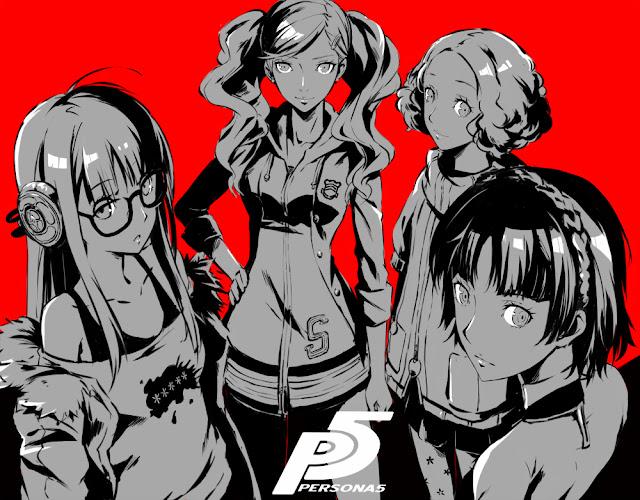 Próxima OVA de Persona 5 The Animation revela tráiler