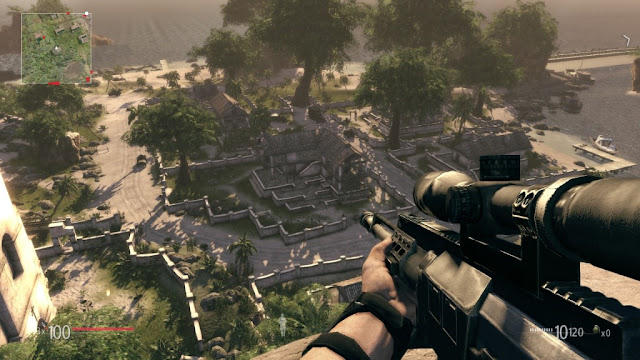 Sniper Ghost Warrior 1 Gold Edition PC