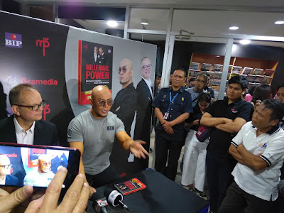 deddy corbuzier dan erik ten have millennial power