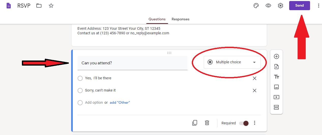 Cara Membuat Kuesioner Online Dengan Google Form - Blog ...