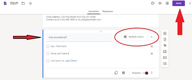 Cara Membuat Kuesioner Online Dengan Google Form