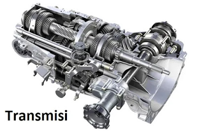 pada kendaraan bermotor memang mempunyai peranan yang penting Pengertian, Fungsi, Komponen dan Cara Kerja Transmisi Manual