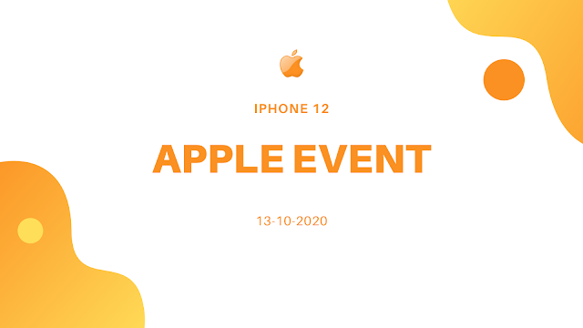 Banner Apple Event Oct