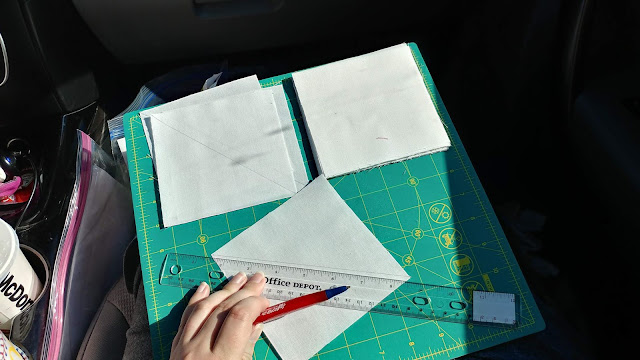 Sewing on the go