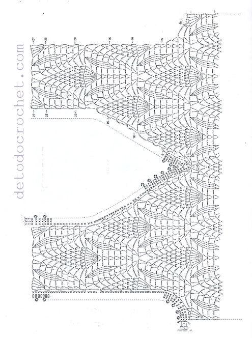 patron-escote-chaleco-punto-piña