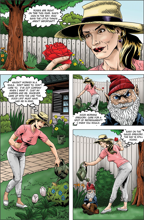 The Secret Lives of Julie Newmar - 4