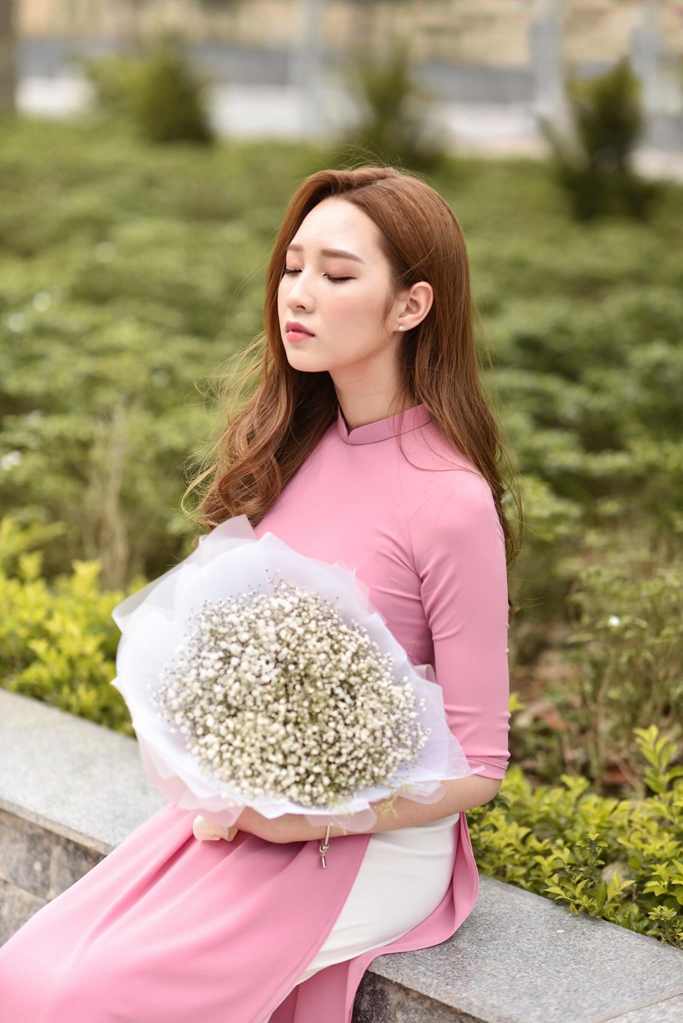 Hot girl Cù Phương Linh sở hữu ngoại hình xinh như mỹ nhân Hàn - 12