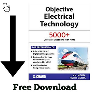 Free Download PDF Of Objective Electrical Technology