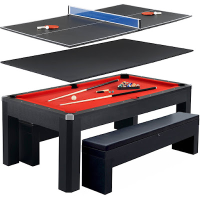 In Picnic Pool And Ping Pong Table Conversion Picnic Table To - Billiards ping pong table