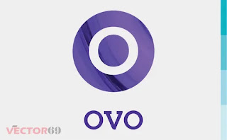 Logo OVO Dompet Digital - Download Vector File SVG (Scalable Vector Graphics)