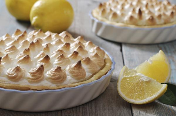 Pie de Limón en Microondas