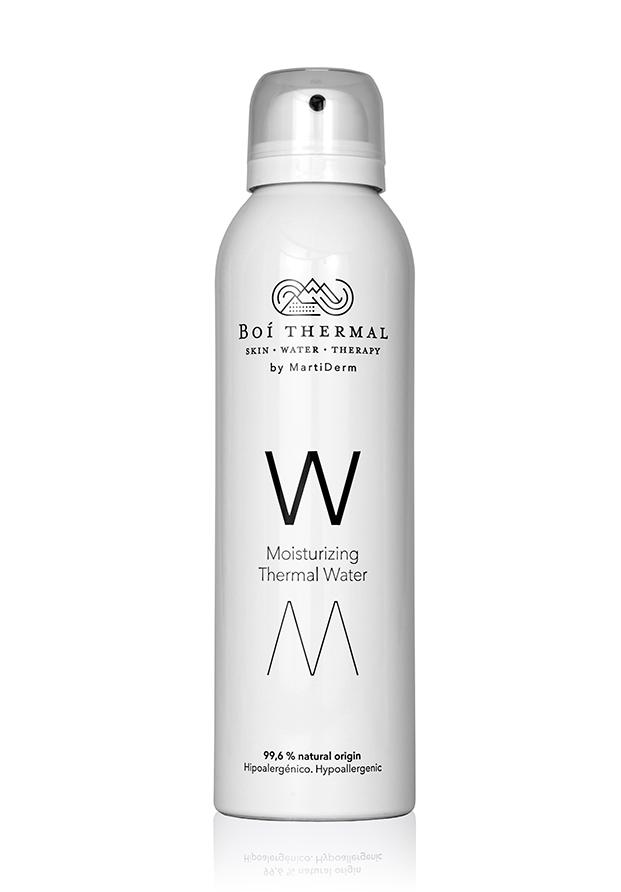 Agua termal de Boí Thermal